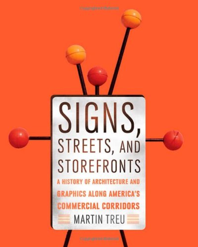 Signs Streets and Storefronts