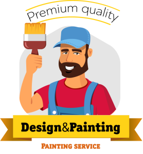 paint man clipart