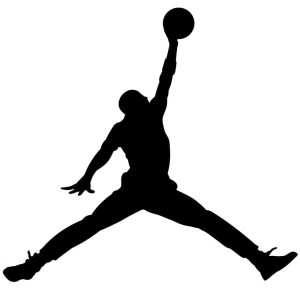 Nike's Michael Jordan logo is based on a posed photo of the athlete executing a ballet move.